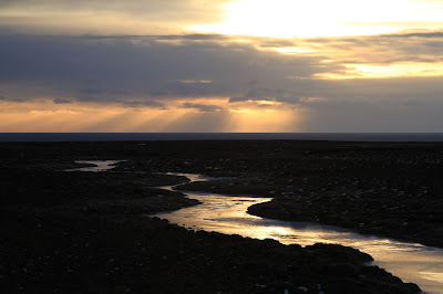 View South from Reykjanes Peninsula