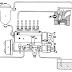 Komponen utama sistem bahan bakar diesel