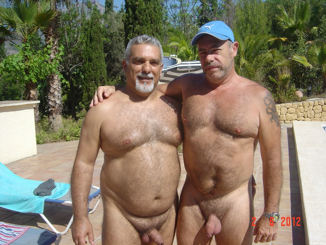 Congratulate, Hairy nude older men