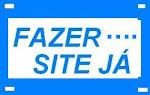 Fazer Site Já, Tenha seu Site de apresentação de suas atividades.