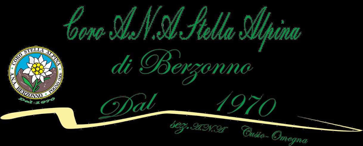 Coro ANA Stella Alpina di Berzonno