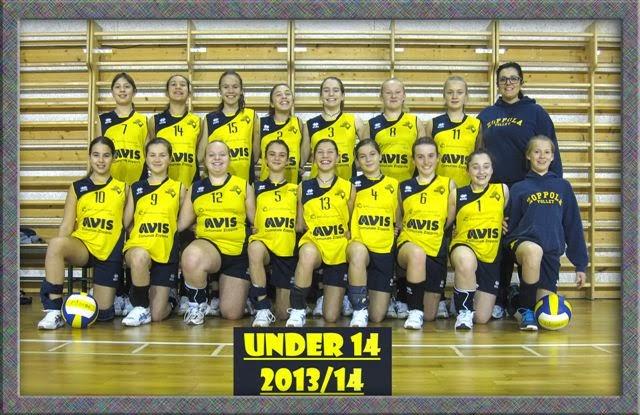 UNDER 14 - 2013/14