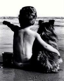 La verdadera amistad no entiende de edades, de sexos, de religion, de cultura...