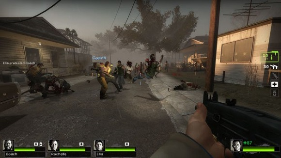 left 4 dead 2 pc game review screenshot gameplay 4 Left 4 Dead 2 Full Rip Highly Compressed