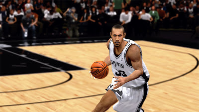 NBA 2K13 Boris Diaw Spurs Finals Update 2013