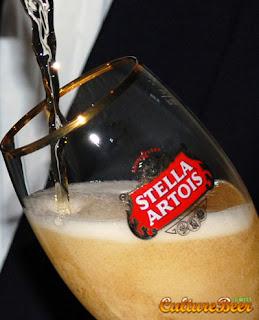 El arte de servir la Cerveza