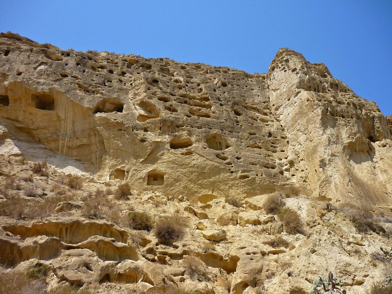 Blog Go Tandem - Pantano de Cuevas del Almanzora