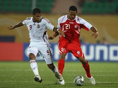 Alvin Tehau - Tahiti National Team (2)
