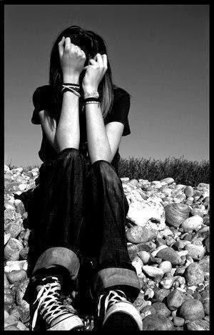Sad Emo Girl