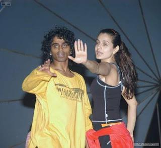 Actress Amisha