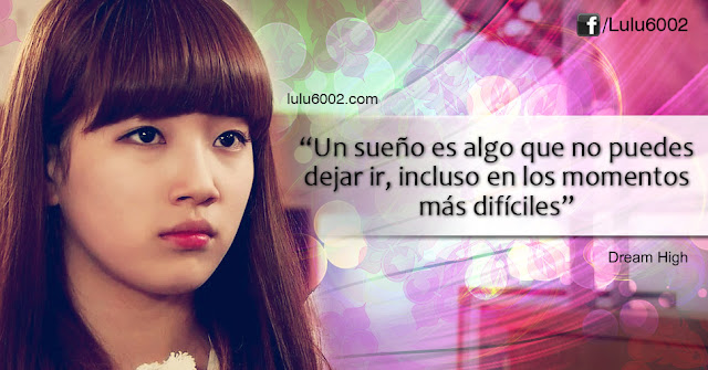 dream high frases