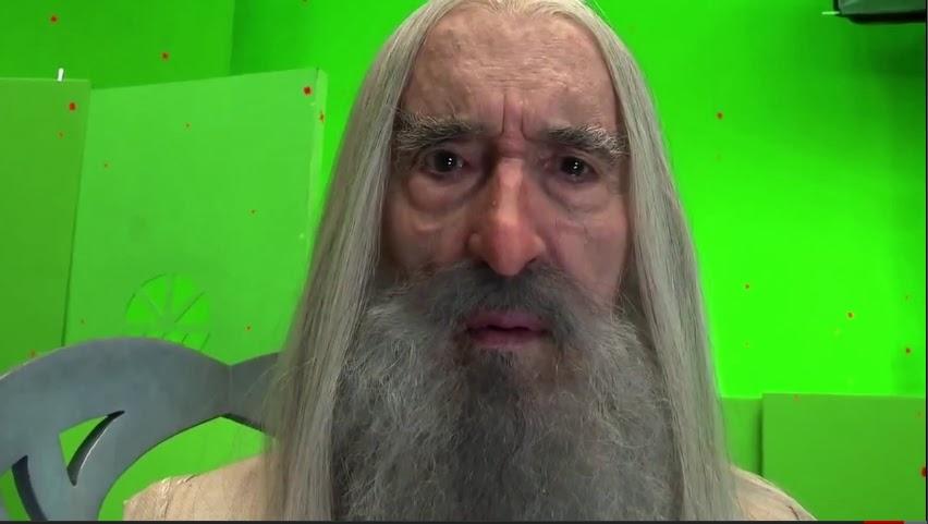 saruman the hobbit