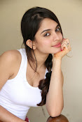 Sheena shahabadi Glam Pics in White Top-thumbnail-13