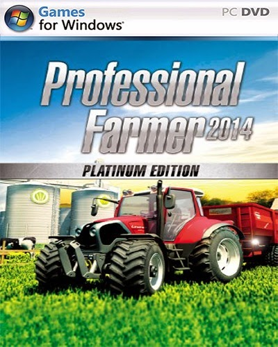 capa Professional Farmer 2014 Platinum Edition