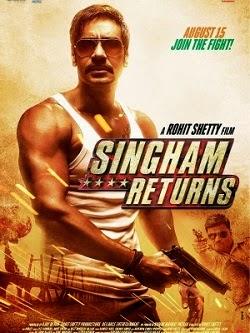 Xem Phim Chàng Cảnh Sát Singham Trở Lại - Singham Returns