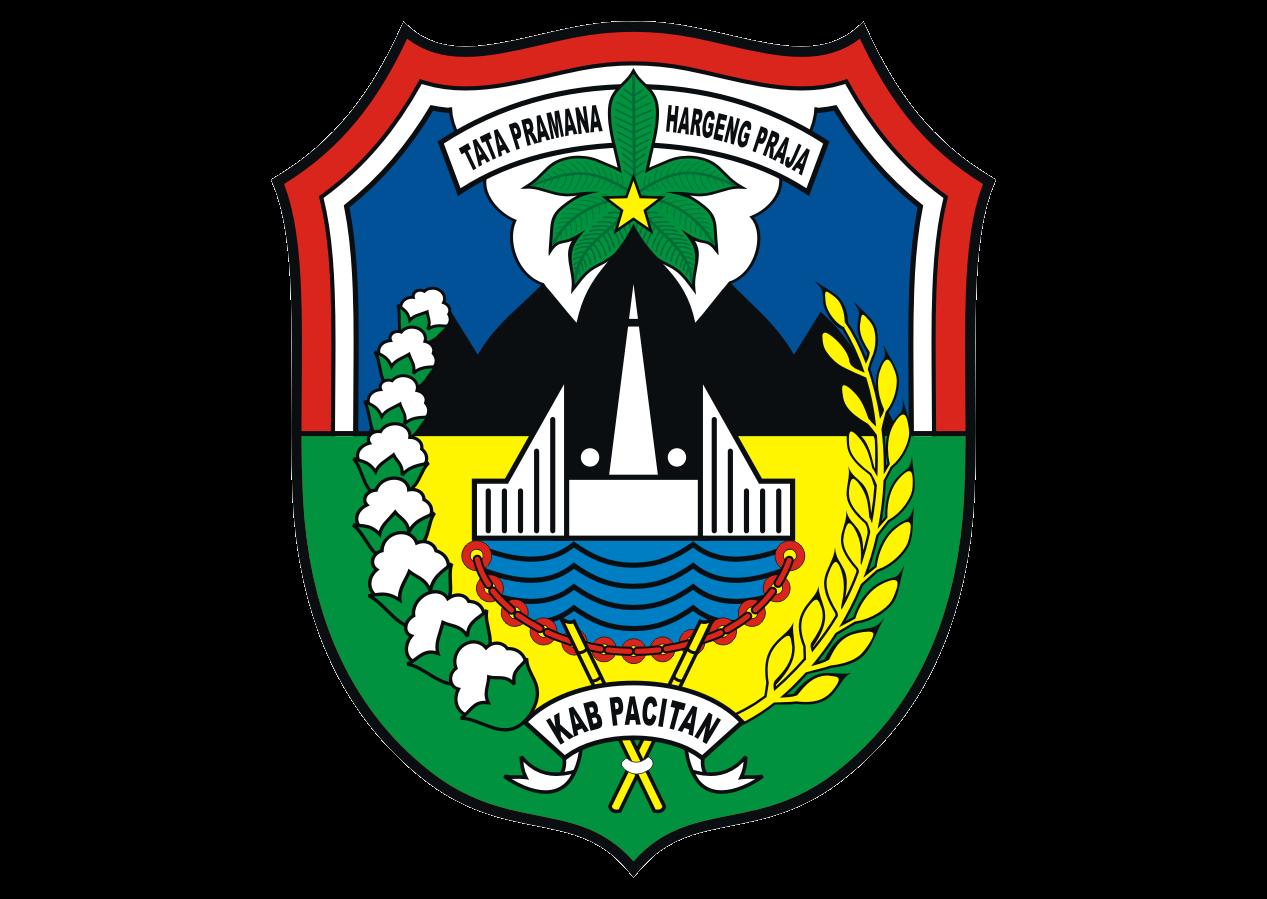 Kabupaten Pacitan Logo Vector download free