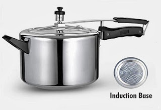 Retro Induction Based Pressure Cooker – 1500 ML worth Rs.1200 for Rs.576 Only at Pepperfry