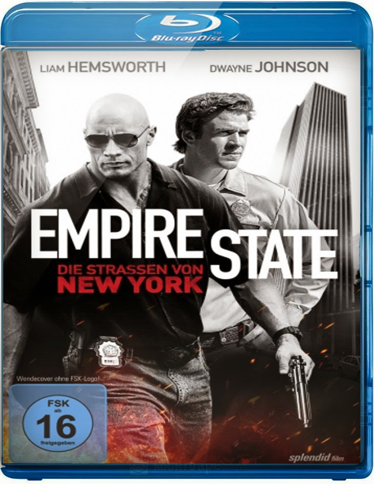 Empire State Movie Poster ... Dvd Cover , Now Yo...