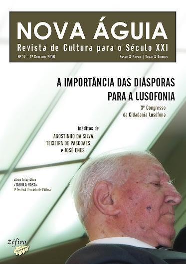 Capa da NOVA ÁGUIA 17