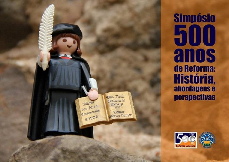 Simpósio 500 anos de Reforma