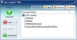 software pengunci folder yang mudah digunakan