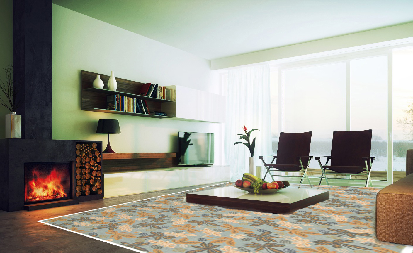 Go Crazy with Colorful Rugs! - Home Decor Expert