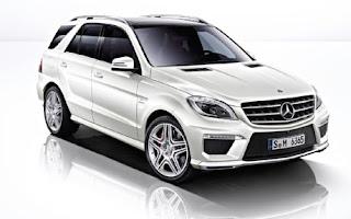Harga Mercedes Benz ML Class