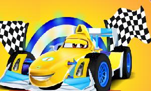 Yarış Arabası Yıkama