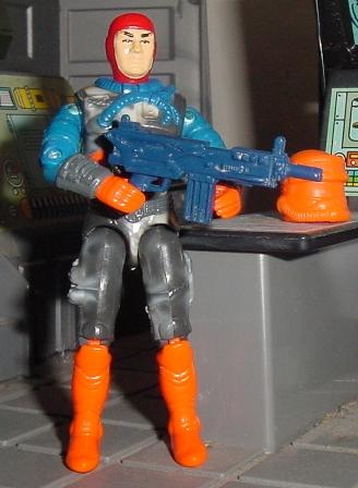 1993 Blast Off, Mega Marines