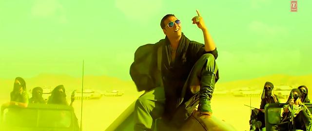 Boss (2013) (Hindi) 720p (All Video Songs) (Full Version) x264 AC3 - DrC