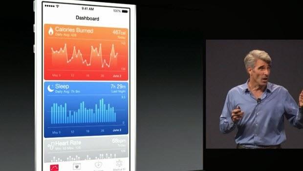 WWDC etkinliği görüntüleri