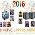 2016 Ano Novo, Livros Novos!