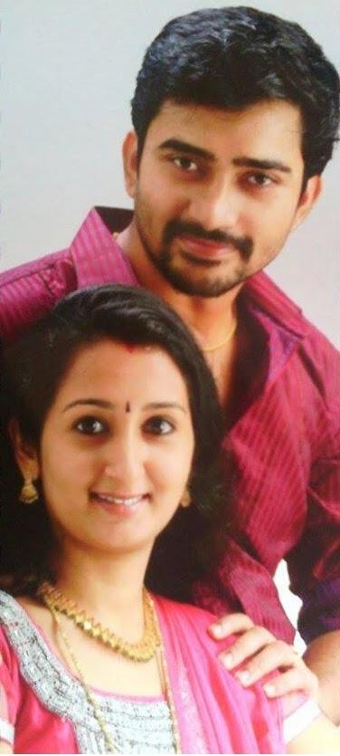 Pratheesh Nandan family