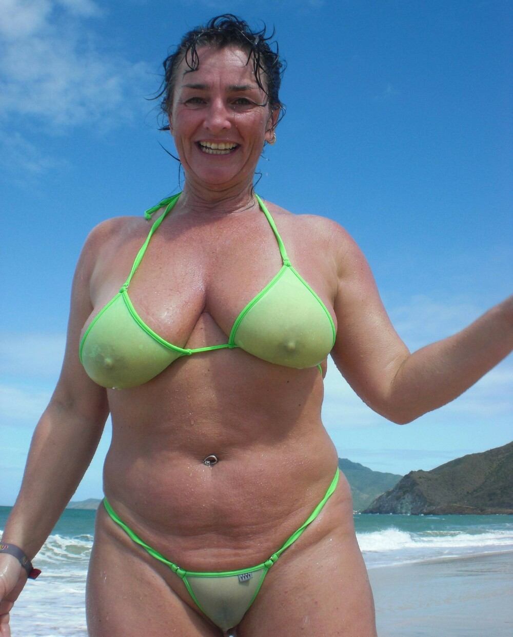 sexy tiny tit mature ladies