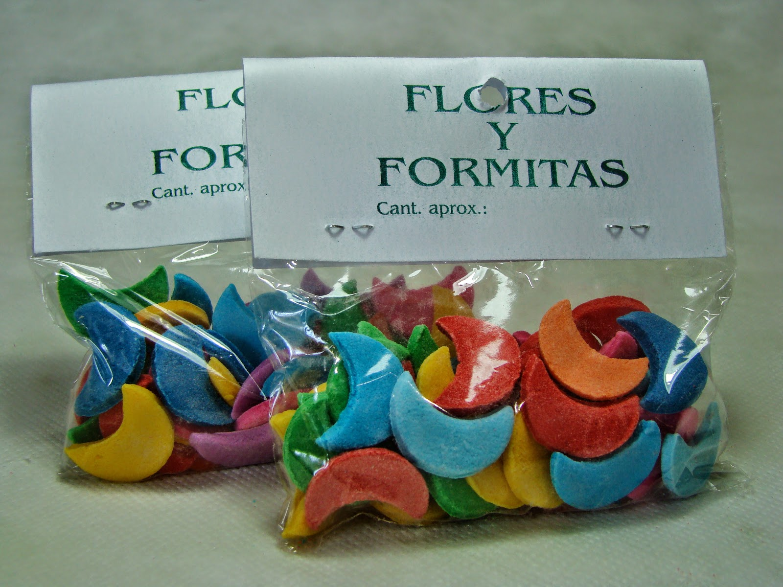 Lunas de azúcar med x 40 COTILLON CORDOBA