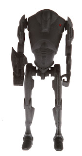 "Hasbro Star Wars Saga Legends 3.75"" Super Battle Droid figure"