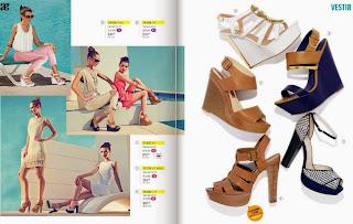 Catalogo de sandalias andrea 2015