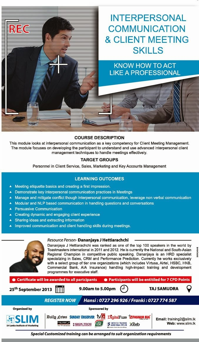 interpersonal communication in meeting human needs Cbt direct's interpersonal communication online  human resources and  and describes what to look for when analyzing the needs and wants of your.