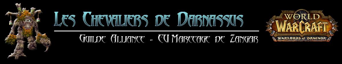 Chevaliers de Darnassus