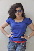 Archana photos in blue top-thumbnail-6