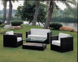 Perfect Rattan garden furniture