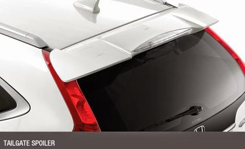 Honda Cars Dealer India: Honda CR-V car Accessories - Add ...