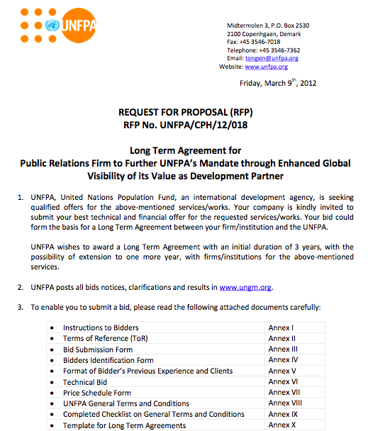 Long Term Agreement Template Mandegarfo