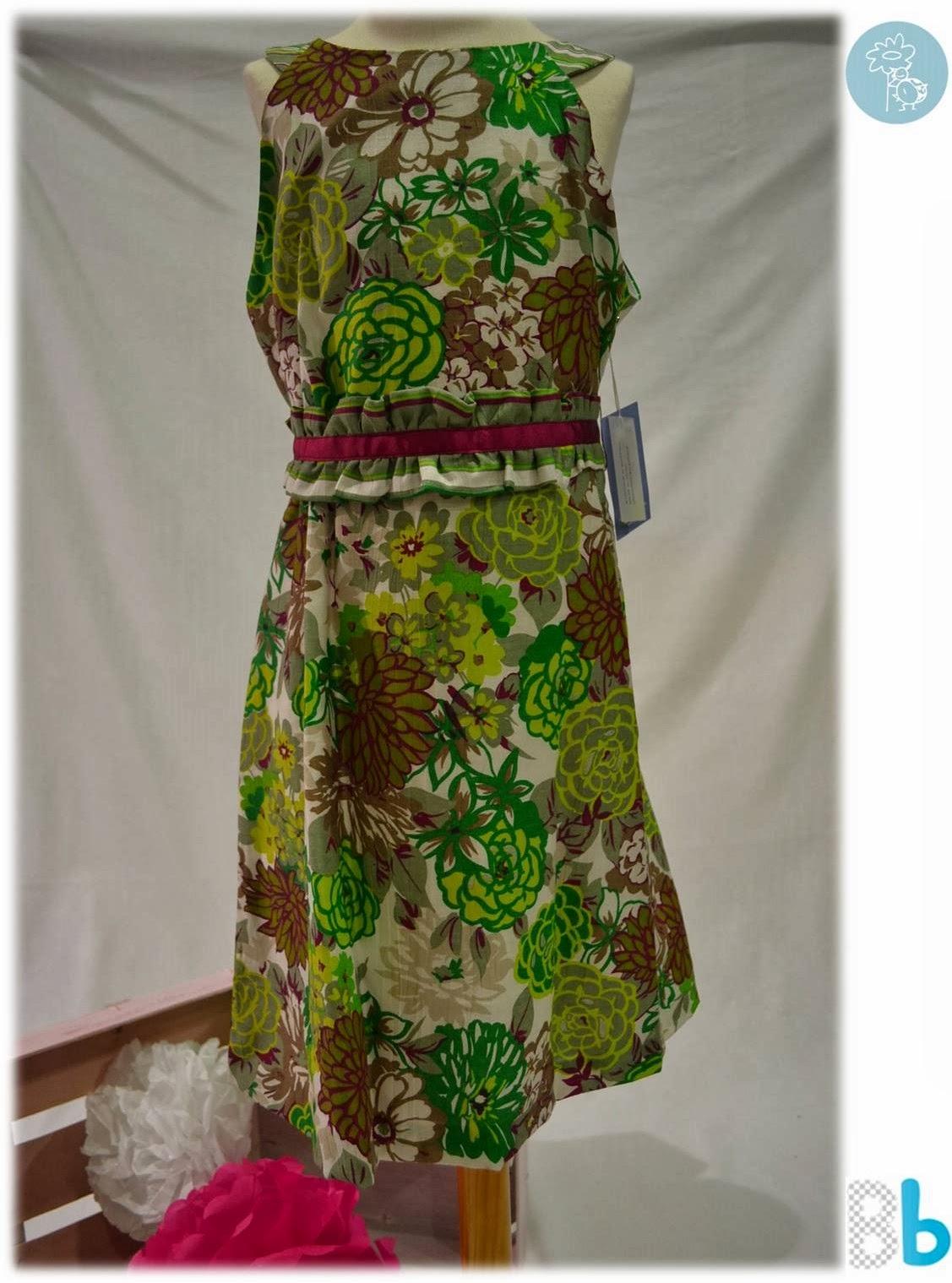 Babiné -Colección Primavera-Verano- Vestido