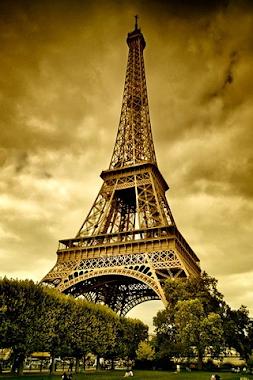 Paris echt schön