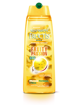 Garnier Fructis Puliti e Brillanti Fruity Passion