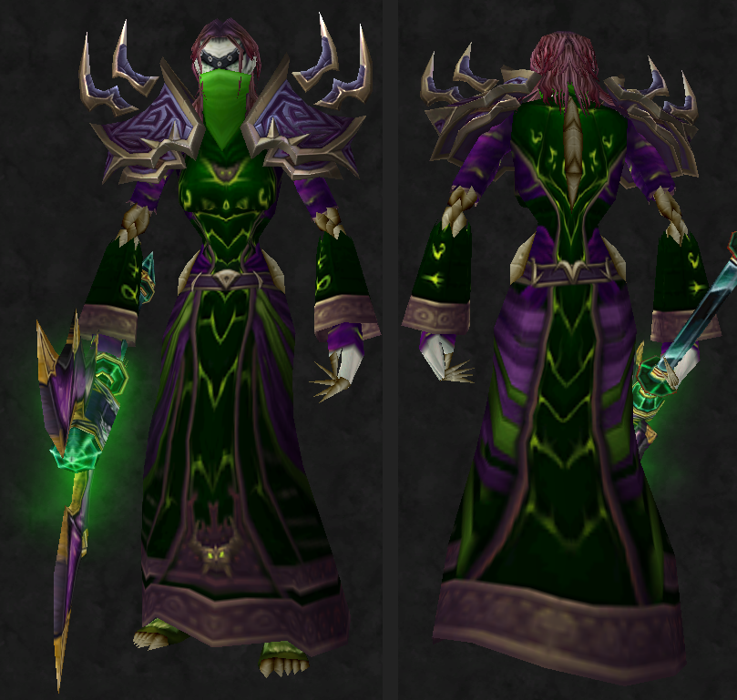 affliction warlock how to use belt