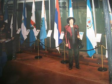 Juana Cascardo en Feria Internacional El Libro del Autor al Lector- Buenos Aires