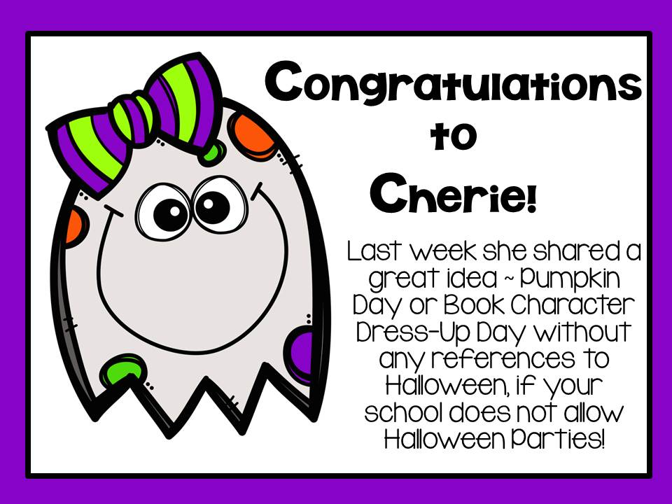 Fern Smith's Classroom Ideas Halloween Teacher Resources at TeachersPayTeachers