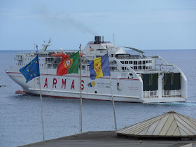 Since 30 January 2012 the ferry service linking Portugal (Portimão) with Funchal was discontinued